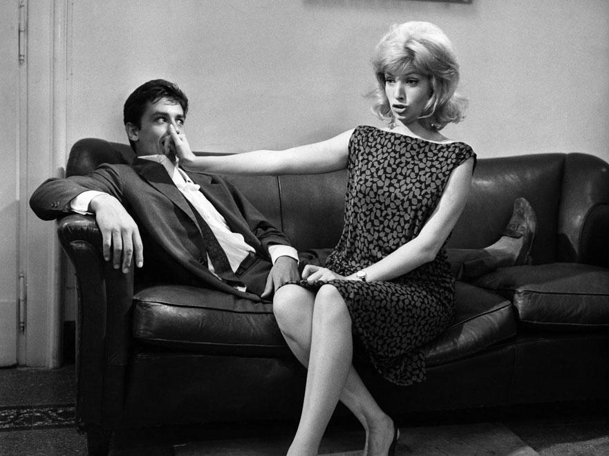 L'Eclisse is a perfectly imperfect look at love.