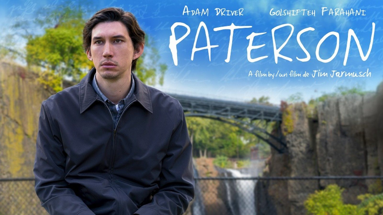 The moving calmness of 'Paterson'.