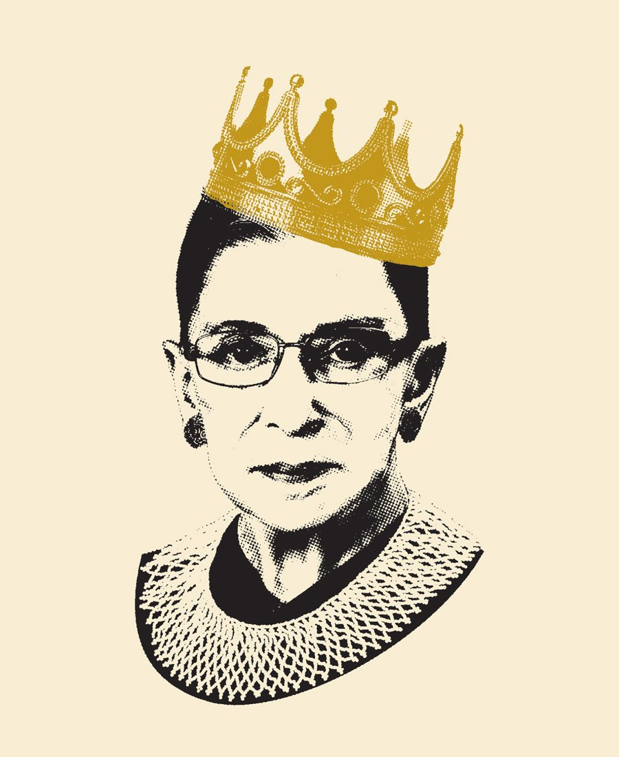 It's time to Honour the Notorious R.B.G!